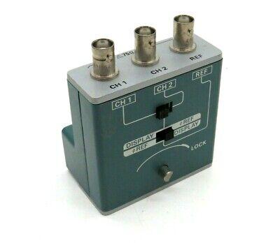 Tektronix 015-0438-00 Test Fixture 75ohm Input