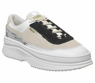 Womens Puma Deva Trainers Tapioca Trainers Shoes