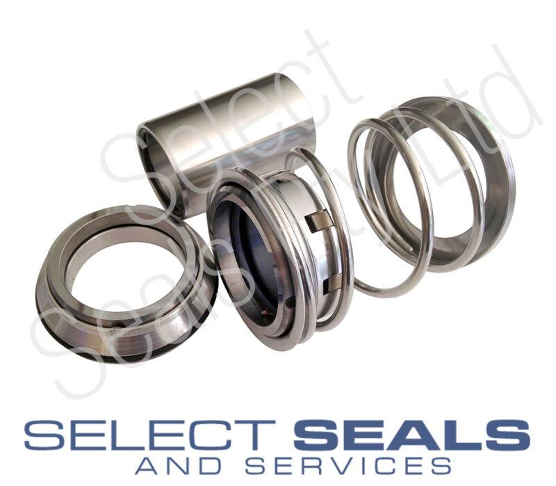 """Gormann Rupp Pump Series Pump Mechanical Seal T4A71S-B, 1 1/2"""" Shaft Tc/Tc/V"""