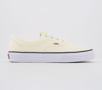Vans Era Trainers Classic White True White Trainers Shoes