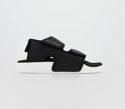 Womens Adidas Adilette Sandal 3.0 Trainers Core Black Core Black White Sandals