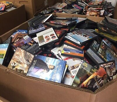 100 Mainstream DVDs Wholesale Lot /w Free Shipping!