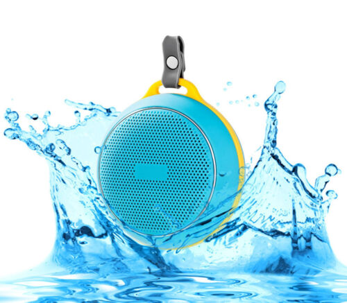 POWERFUL Portable Wireless Bluetooth Stereo Speaker Mobile Power Bank Waterproof
