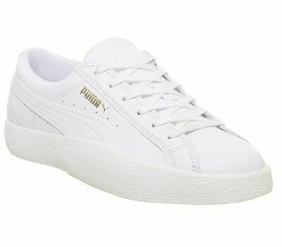Womens Puma Love Trainers Puma White Marshmellow Trainers Shoes
