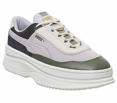 Womens Puma Deva Trainers Raindrops Trainers Shoes