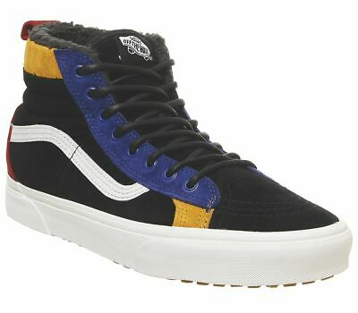 Vans Sk8 Hi 46 Mte Trainers Black Surf The Web Trainers Shoes