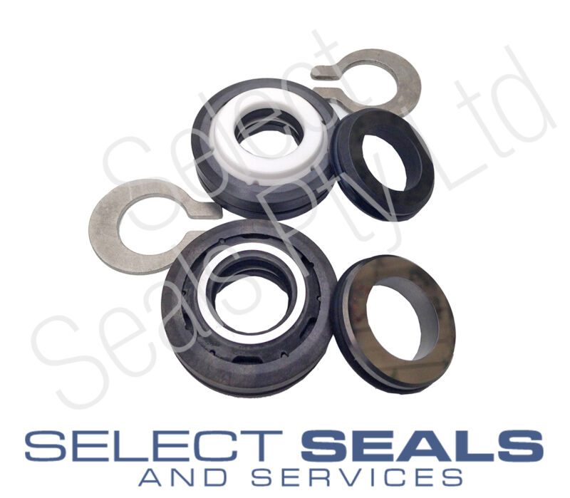 Flygt 3085.180 Pump Mechanical Seals upper & Lower 601 89 26 & 593 75 01