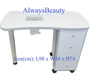 Professional-Manicure-Table-Dust-Collection-Fan-Nail-Spa-Manicure-Aussie-Sale