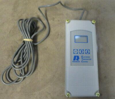 Ranco Etc-111000-000 Electronic Temperature Control Digital Thermostat -new
