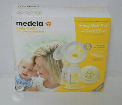 Medela elektrische Milchpumpe Swing Maxi Flex - doppelseitiges Abpumpen