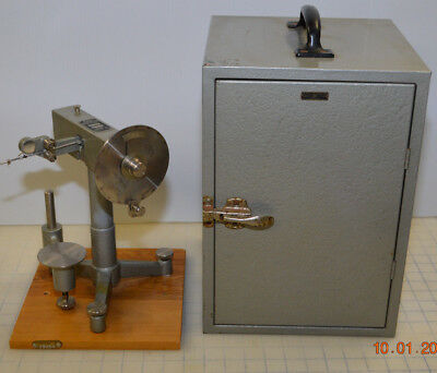 Csc Scientific Co. Tensiometer Csc-dunouy 70535 - A. M. College