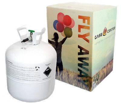 Ballongas für ca. 50 Ballons Helium Geburtstag Party Luftballons Taufe Hochzeit