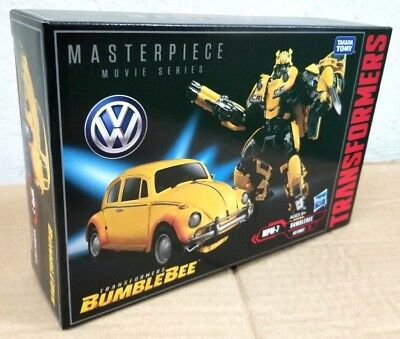 Hasbro Transformers Masterpiece Movie Series MPM 07 VW Beetle Bumblebee New Fast