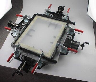Manual Screen Stretcher Screen Printing Screen Frame Stretching Tool 20 X 24