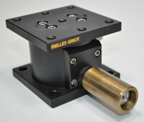 Melles Griot Vertical Translation Stage 65mm x 65mm - 10MM Travel