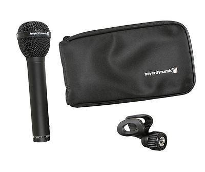 Beyerdynamic Dynamic Mic (Beyerdynamic M88TG M88 TG Hyper-Cardioid Dynamic Microphone Mic w/ Clamp)