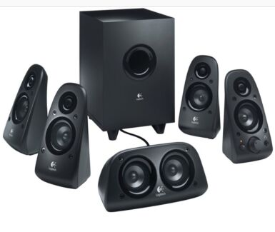 Logitech Z506 Surround speaker system ,Brand new