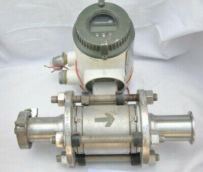 Yokogawa Admag Ae Magnetic Flow-meter Mag-flow Sensor Ae205mg Transmitter S1
