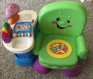 Fisher Price Laugh and Learn Musical Chair Heathcote Sutherland Area Preview