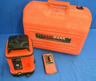 For Parts Lasermark Lm500 Laser Cst Berger With Case - Wont Spin