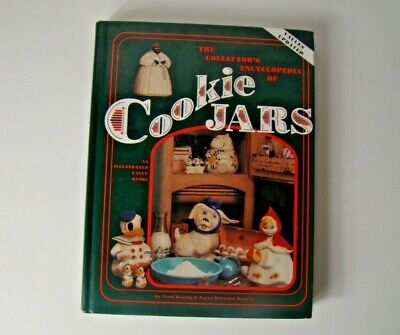 Collectors Encyclopedia of Cookie Jars Collectible Cookie Jar Pictures & Values