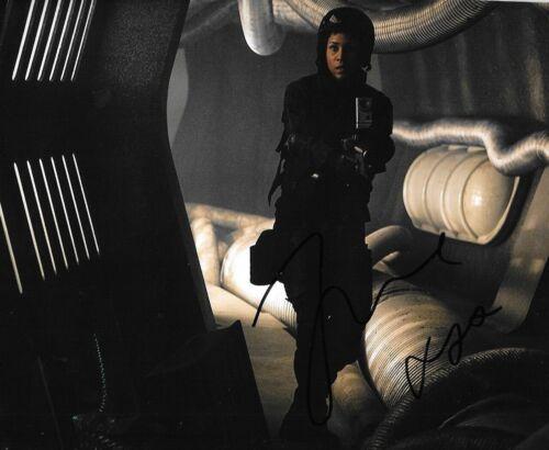 * ZAWE ASHTON * signed autographed 8x10 photo * DOCTOR WHO * 1