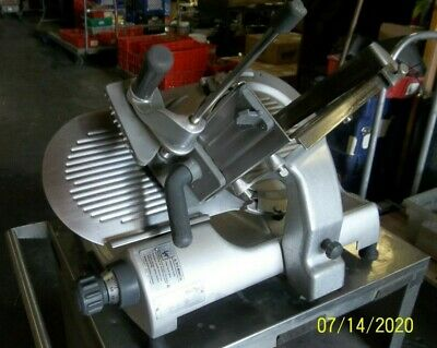 Hobart 2812 Heavy Duty Manual Commercial Deli Slicer