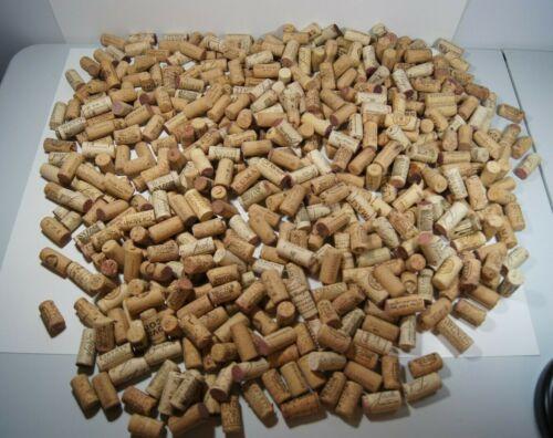 500+ Real Used Wine Corks