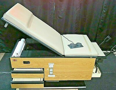 Electric Powered Medical Exam Table Hausmann Powermatic 4440