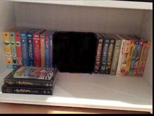 Various TV Show DVD sets