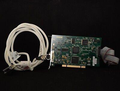 D4d E4d Dental Acquisition Unit Frame Grabber Cable Cad Cam