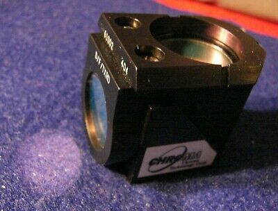 Leica Fluorescence Filter Cube Dapifitztexas Red - 61002 404 - For Dm Cube