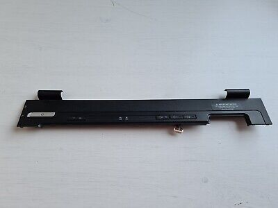 hp compaq nx7400 laptop power button board / bouton d'allumage cover