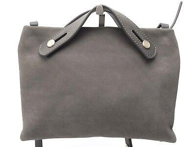 Kleine Heather (Skagen MINI MIKKELINE SATCHEL heather grey grau Tasche Umhängetasche SWH0206031)