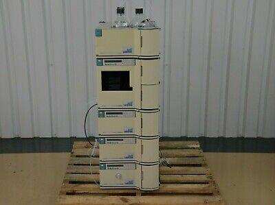 Hitachi Lachrom Elite Hplc System W Organizer L-2485 L-2400 L-2300 L-2130