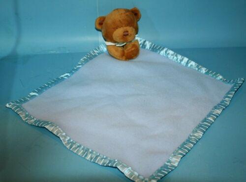 Kids II Bear Security Blanket Bright Starts Prayer Plush Soft Toy Stuffed Lovey