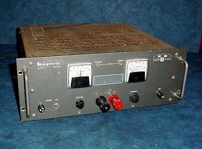 Kepco Ks8-50m 10vdc50a Regulated Dc Power Supply Input 115230vac