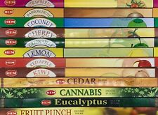 HEM Incense Sticks: BUY 4 GET 4 FREE Mix & Match Sale (MUST ADD 8 TO CART)