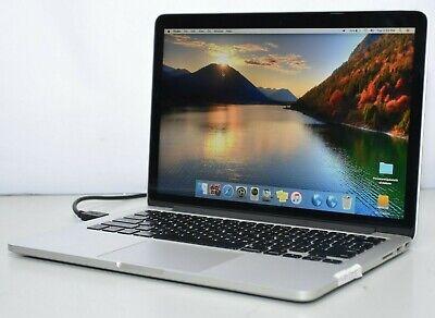 """Apple MacBook Pro A1502 13.3"""" 2015 Core i5 2.7GHz 8GB RAM 256GB SSD MF839LL/A"""