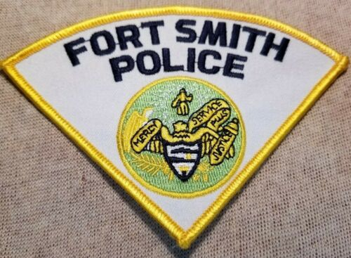 AR Fort Smith Arkansas Police Patch