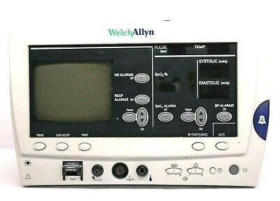 Welch Allyn 6200 Series Vital Signs Monitor Nibp Spo2 Ekg Recorder Parts