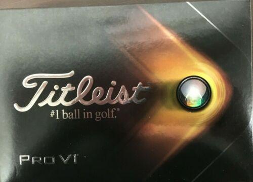 3 DZ NEW 2021 Titleist Pro V1 Golf Balls - FEDEX 2 DAY SHIPPING!
