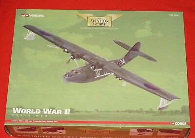 Corgi AA36101 Catalina MkIIA 1:72 Scale Metal Model Brand New