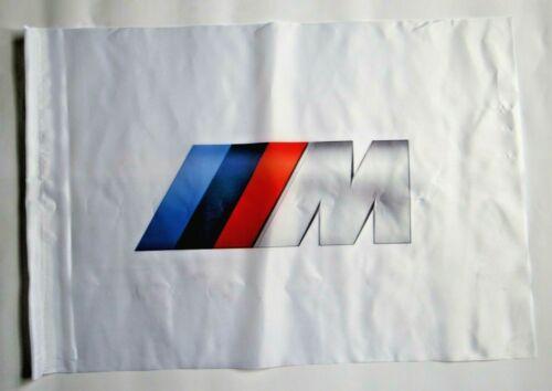 """BMW Motorsport M3 Flag 23""""X16"""" Garage Man Cave"""