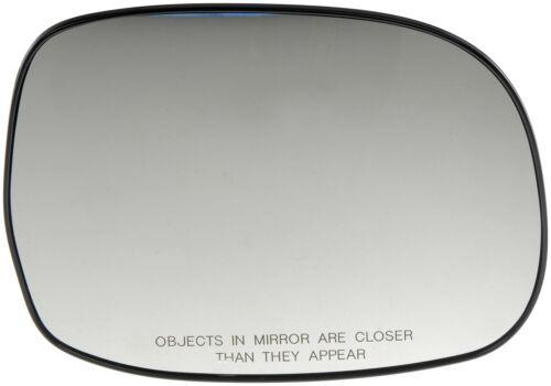 Left Door Mirror Glass For 2009-2017 Dodge Journey 2013 2014 2010 2011 Dorman