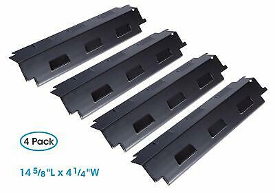 4X Porcelain Steel Grill Heat Shield Plate for Backyard Dyna-glo 14-5/8