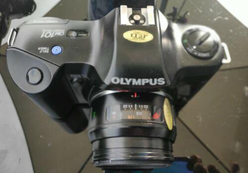 OLYMPUS OM 101 POWER FOCUS mit 50 mm Objektiv