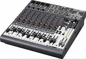 Behringer XENYL 1622FX mixer 12ch with digital effects. Inserts, bus Rocklea Brisbane South West Preview