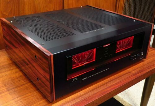 "Denon POA 1500 ""DEMON"" Custom Stereo Amplifier (1983-86)"