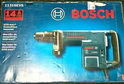 Bosch 11316evs Sds-max Demolition Hammer W Case Brand New
